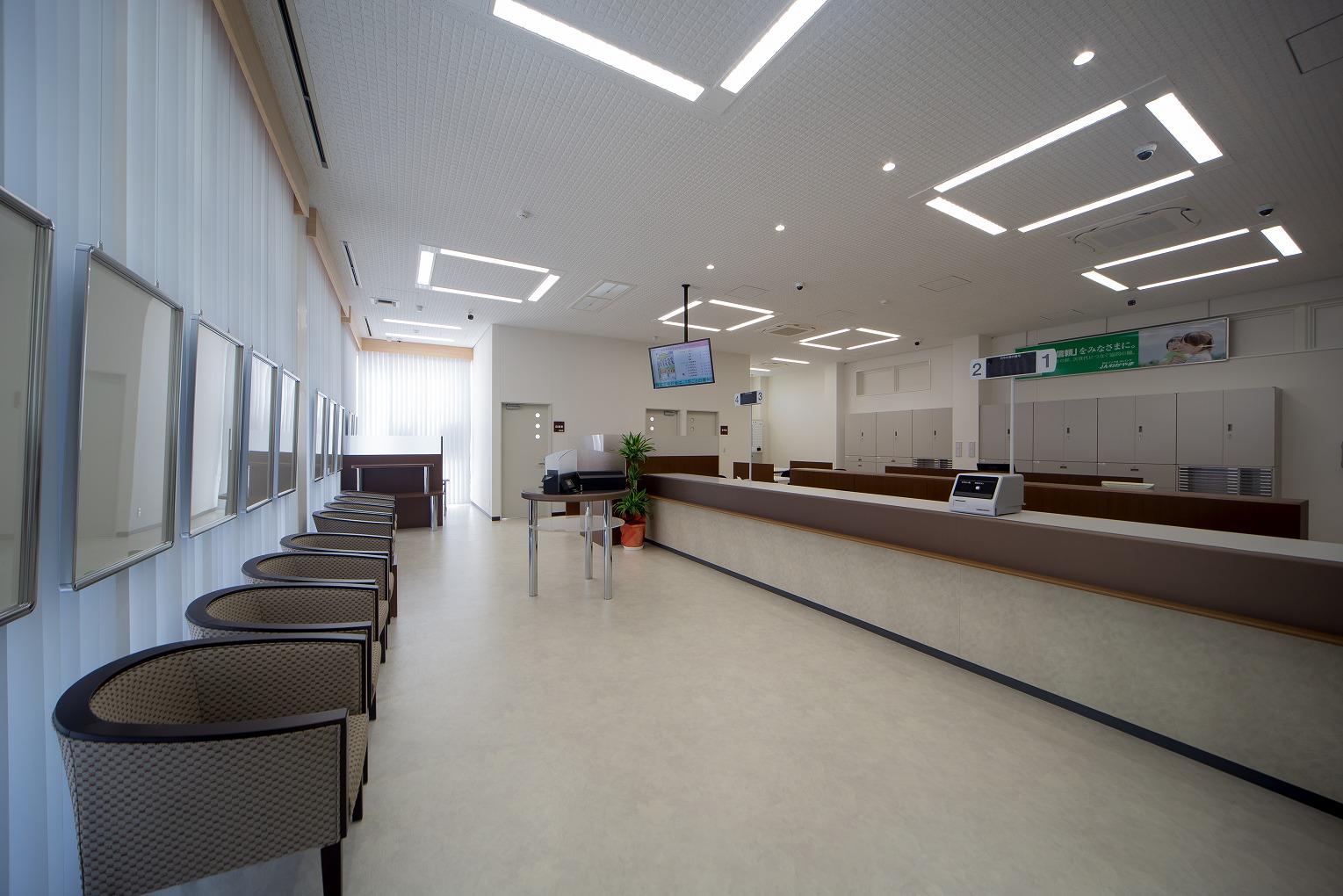 JAわかやま名草支店新築工事