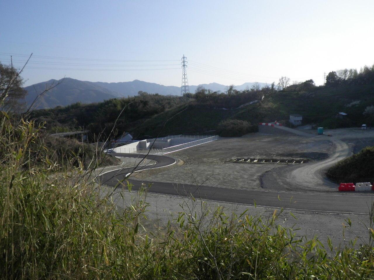 京奈和自動車道笠田中地区整備他工事